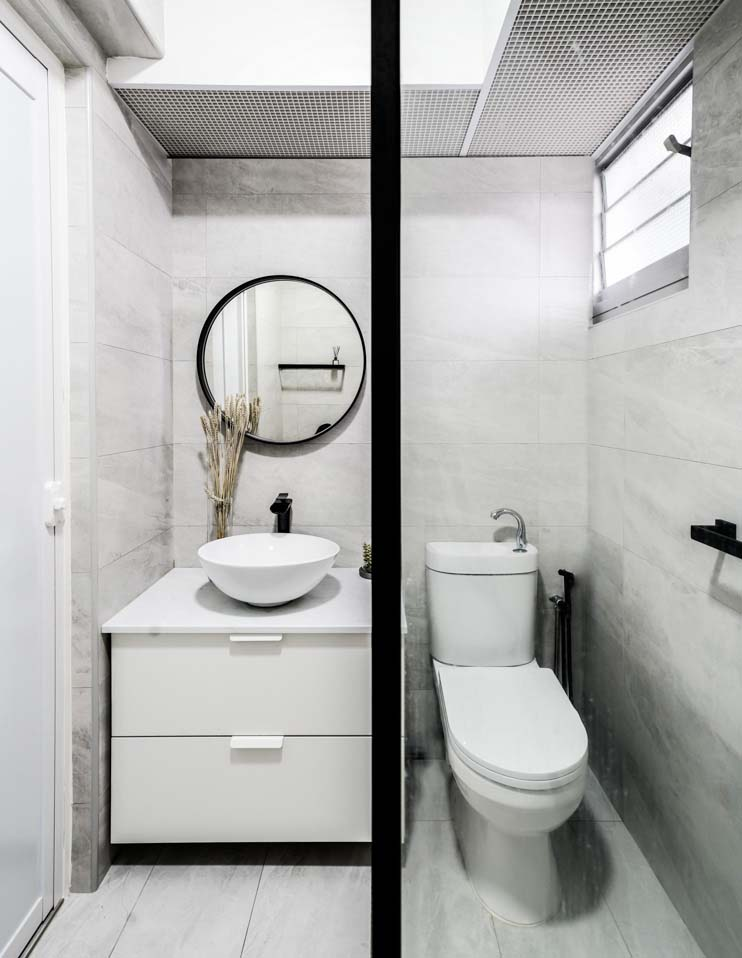 Bukit Batok masterbathroom