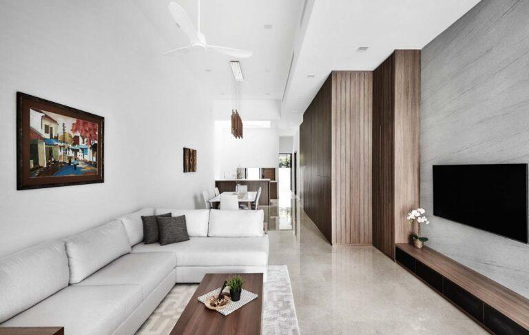 Storey Terrace LIVING AREA